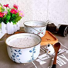 奶油蘑菇浓汤#爱的暖胃季--美的智能破壁料理机#