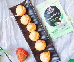 生酮食谱 奶酪芝士焗口蘑的做法