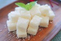 椰蓉奶冻|日食记的做法