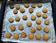 花生酱小饼干 的做法图解6