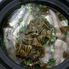 砂锅豆腐鱼