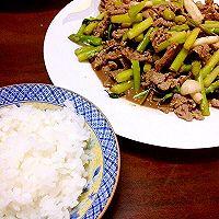 低碘飲食:塔香好下飯;二菜