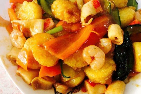日本三鲜豆腐_适合儿童吃的三鲜日本豆腐的做法_【图解】适合儿童吃的三鲜