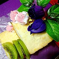水果蛋糕卷#豆果5周年#的做法图解9