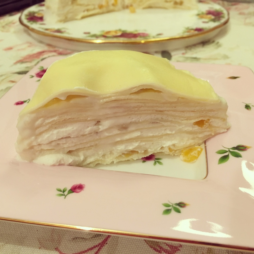 千层蛋糕的做法_千层蛋糕的做法图解14