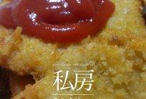 香喷喷,酥脆脆的黄金鸡排 by Tania的做法