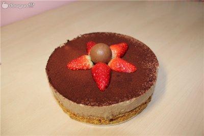 巧克力慕斯蛋糕(二)——蛋糕体