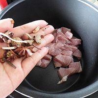自制五香肉松的做法图解3