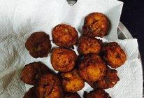 豆渣胡萝卜肉丸的做法