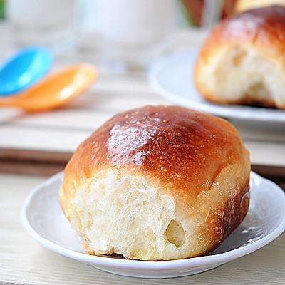 棉花般柔软——酸奶面包