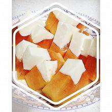 【家常便饭】高端大气老少咸宜的木瓜牛奶冻
