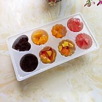 #童年不同样,美食有花样#自制水果果冻的做法图解10