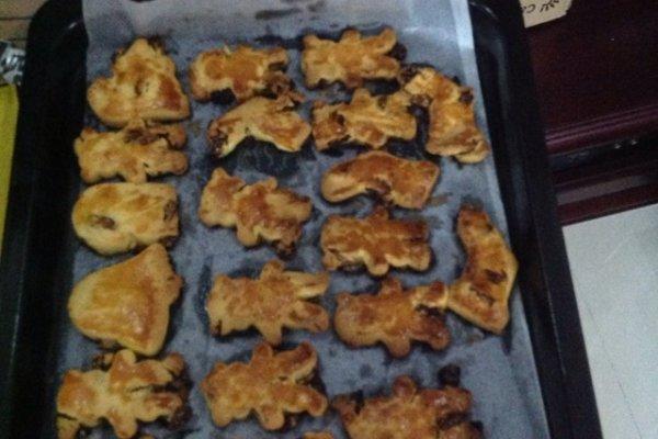 葡萄起酥饼干的做法