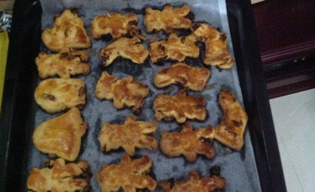 葡萄起酥饼干