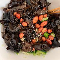 #爽口凉菜,开胃一夏!#凉拌黑木耳黄瓜的做法图解9