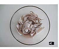 铁板鱿鱼的做法图解3