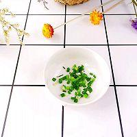 #换着花样吃早餐#快手营养早餐【菠菜火腿鸡蛋饼】的做法图解5