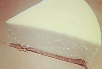 柠檬酸奶冻芝士蛋糕。的做法