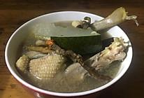 石斛冬瓜老鸭汤的做法