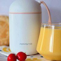 牛奶芒果汁的做法图解8