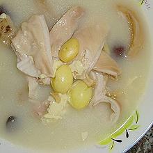 薏米腐竹素汤