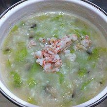 野生北极虾粥