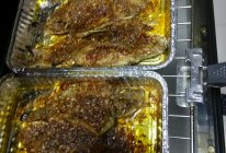 简单家庭烤鱼的做法