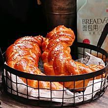 #爱好组-高筋#维也纳辫子面包