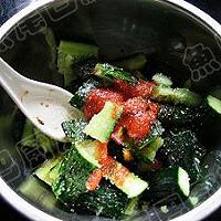 凉拌黄瓜的做法图解4