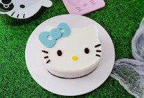 6寸KT猫奥利奥慕斯蛋糕的做法
