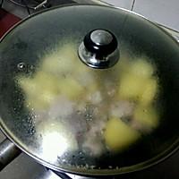 土豆排骨的做法图解5