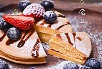 草莓松饼|日食记的做法