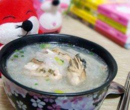 蛎黄萝卜丝汤的做法