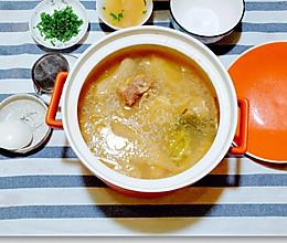 【生酮饮食·真酮】生酮牛尾汤(减肥食谱)的做法