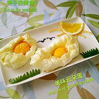 美味云朵蛋(可爱萌早餐)的做法图解4
