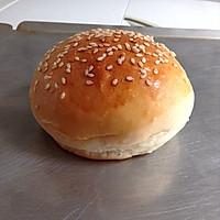 奥尔良烤鸡腿堡(附超软汉堡坯做法)的做法图解3