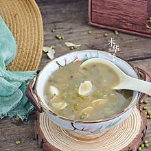 #做道懒人菜,轻松享假期#百合绿豆汤