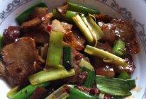 蒜苗炒回锅肉的做法