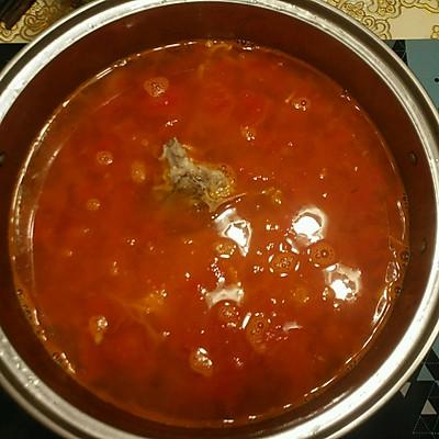 番茄西红柿锅底火锅