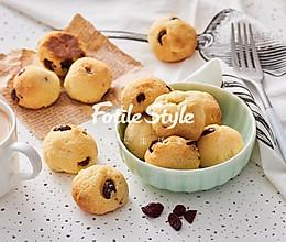蔓越莓麻薯包的做法