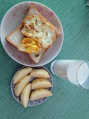 habibi666的简易早餐的做法的评论