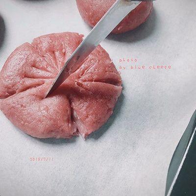 樱花酥的做法 步骤19