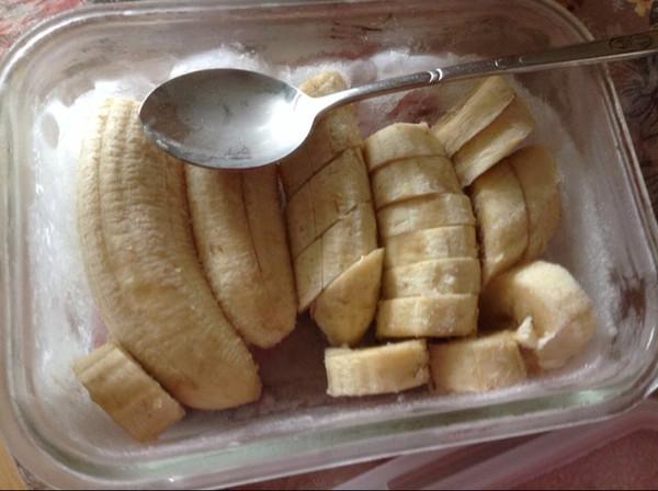 小学生级香蕉雪糕