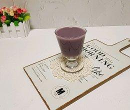 紫薯汁的做法