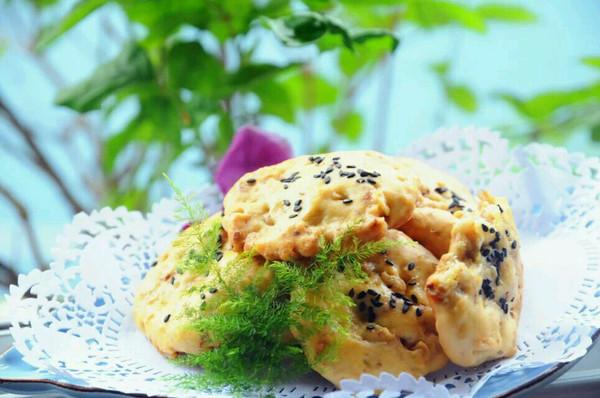 李孃孃爱厨房之一一核桃酥