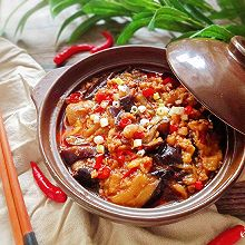 香辣茄子煲#父亲节,给老爸做道菜#