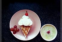 冰淇淋三明治的做法