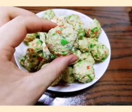 #美食视频挑战赛# 鸡胸肉丸的做法