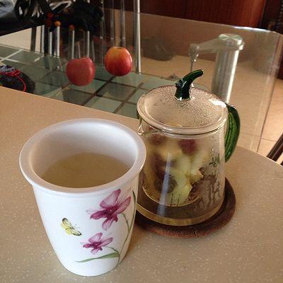 冬日暖身茶