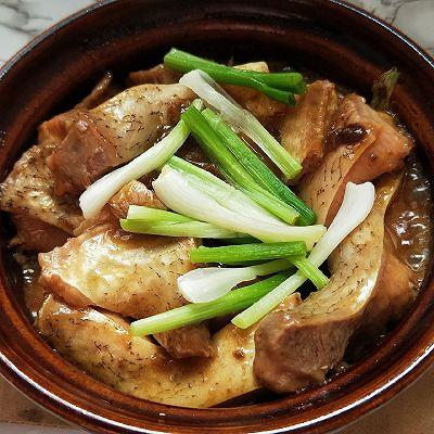砂锅鱼腩煲